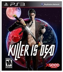 Killer is Dead Limited Edition (Sony) PS3
