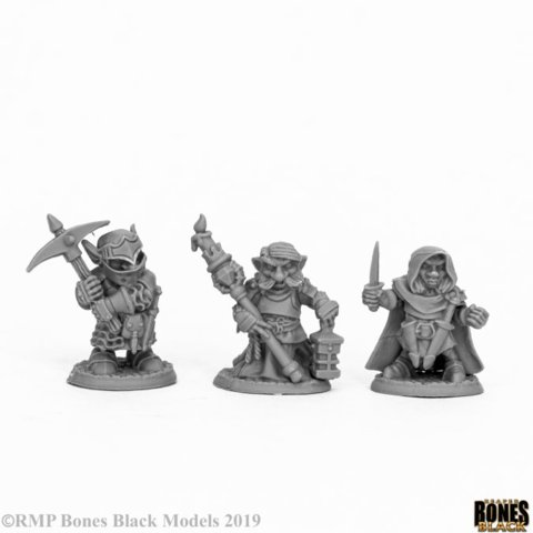 Reaper Miniatures Dark Heaven Bones HAJAD PIRATE 77134