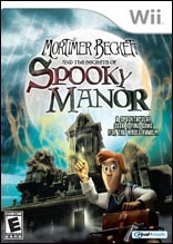 Mortimer Beckett and the secrets of Spooky Manor (Wii)