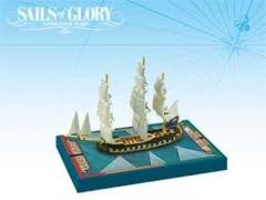 Sales of Glory Ship Pack HMS Orpheus 1780 / HMS Amphion 1780