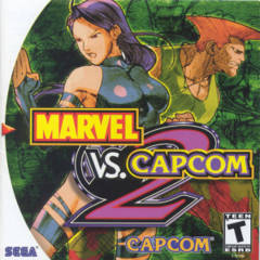 Marvel vs. Capcom 2: The New Age of Heroes