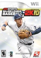2K Sports MLB 2K10 (Wii)
