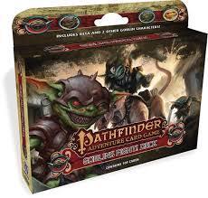 Pathfinder Adventer Card Game Goblins Fight! Deck
