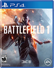 Battlefield 1 (Playstation 4) - PS4