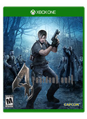 Resident Evil 4 - HD (Xbox One)