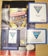 Nintendo World Championships 1990 Reproduction