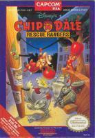 Chip 'n Dales - Rescue Rangers (Nintendo) - NES