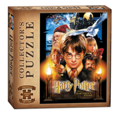 Harry Potter and The Sorcerer's Stone (550 Piece Puzzle)