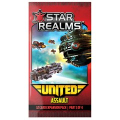 Star Realms - United - Assault Booster Pack