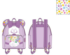 Minnie Holding Flowers (Disney Loungefly) - Mini Backpack