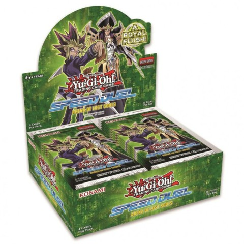 Speed Duel: Arena of Lost Souls Booster Box