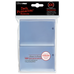 Clear (Ultra Pro) - Standard Sleeves - 100ct