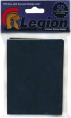 Double Matte Black - (Legion) Standard Sleeves - 50ct