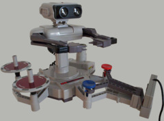 R.O.B. Robot Operating Buddy (Complete)