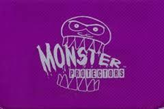 Purple Logo (Monster) Small Sleeves - 60ct