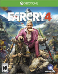 FarCry 4 (Xbox One)