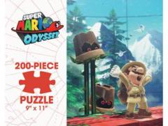 Super Mario Odyssey: Wooded Kingdom 200pc Puzzle
