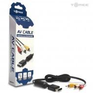 (Hyperkin) PS3/ PS2/ PS1 Standard AV Cable - Tomee