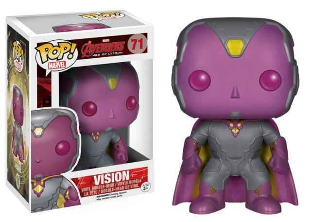 #71 - Vision (Avengers)