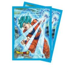 Super Saiyan Blue Son of Goku - Dragon Ball Super (Ultra Pro) - Standard Sleeves - 65ct