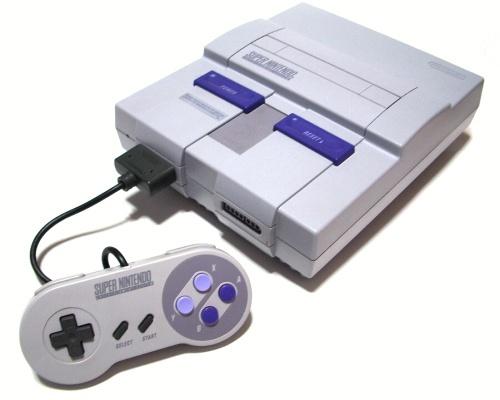 SNES Super Nintendo System (snes)