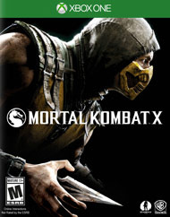 Mortal Kombat x - Video Games » Microsoft » XBox One - Wii Play Games 15b7804e8b46