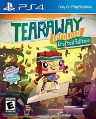 Tearaway Unfolded Crafted Edition