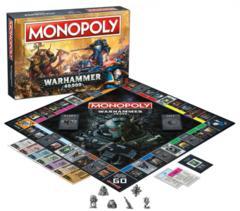 Monopoly - Warhammer 40K