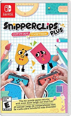 Snipperclips Plus - Swtich