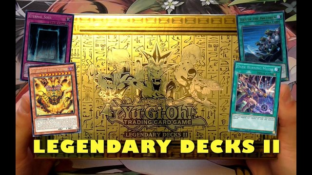 Legendary decks 2