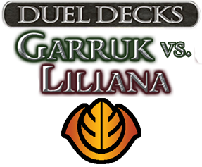 Duel decks garruk vs liliana