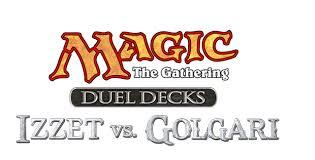 Duel decks izzet vs golgari