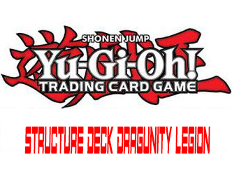 Structure deck dragunity legion