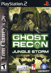 Ghost Recon - Jungle Storm (Playstation 2)