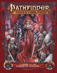 Pathfinder RPG - Curse of the Crimson Throne (Paizo) - Hard Cover