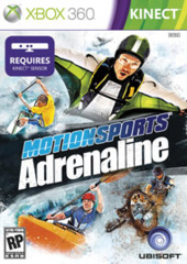 MotionSports - Adrenaline - Kinect (Xbox 360)