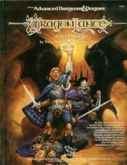 Advanced Dungeons & Dragons - DragonLance Adventures