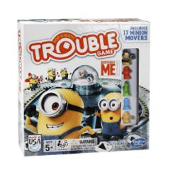Trouble Game - Despicable Me
