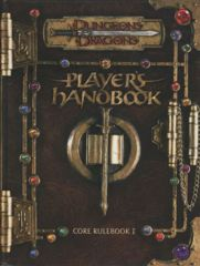 3.0 Player's Handbook (3rd Edition)