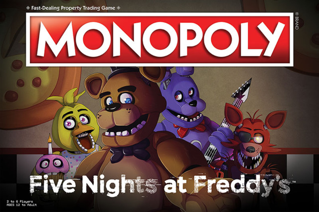 Monopoly - Five Nights at Freddys
