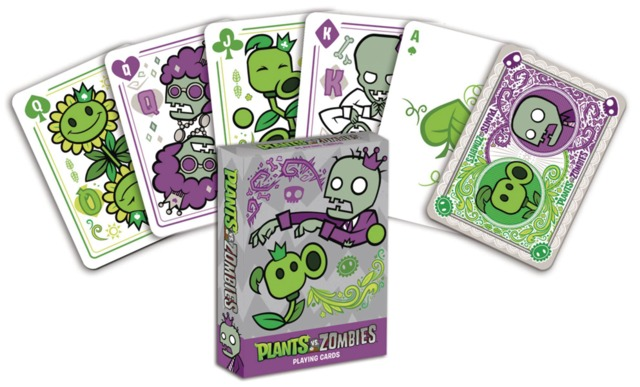 Playing Cards (Plants vs Zombies)