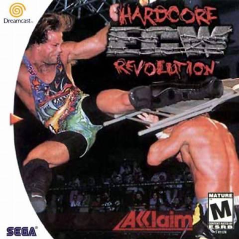ECW: Hardcore Revolution
