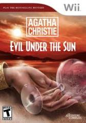 Agatha Christie - Evil Under The Sun (Nintendo Wii)