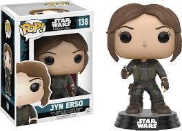 #138 - Jyn Erso (Star Wars: Rogue One)