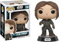 #138 - Jyn Erso (Star Wars: Rogue One)