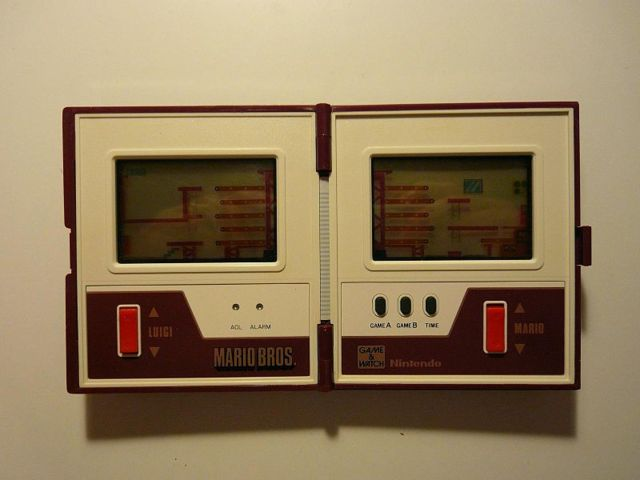Game & Watch: Mario Bros (Multi Screen Series)