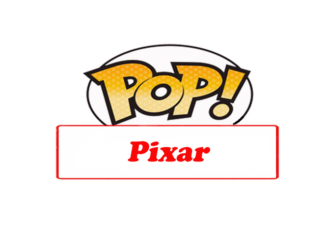 Pop logo pixar
