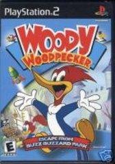 Woody Woodpecker (Playstation 2)