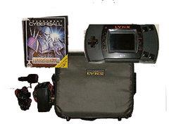 Atari Lynx II W-Carrying Case+Game+Acc.