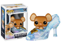 #139 - Gus Gus In Slipper (Disney)